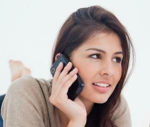 mobilní služby. Mobil volání